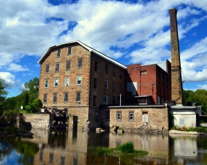 McArthur Mill ( Bates and Innis)and Island