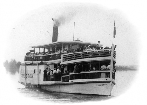 The Steamboat ' Carleton'