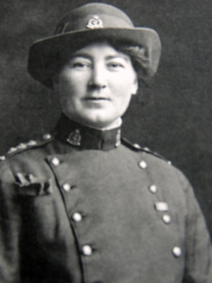 Major Evelyn M. Wilson